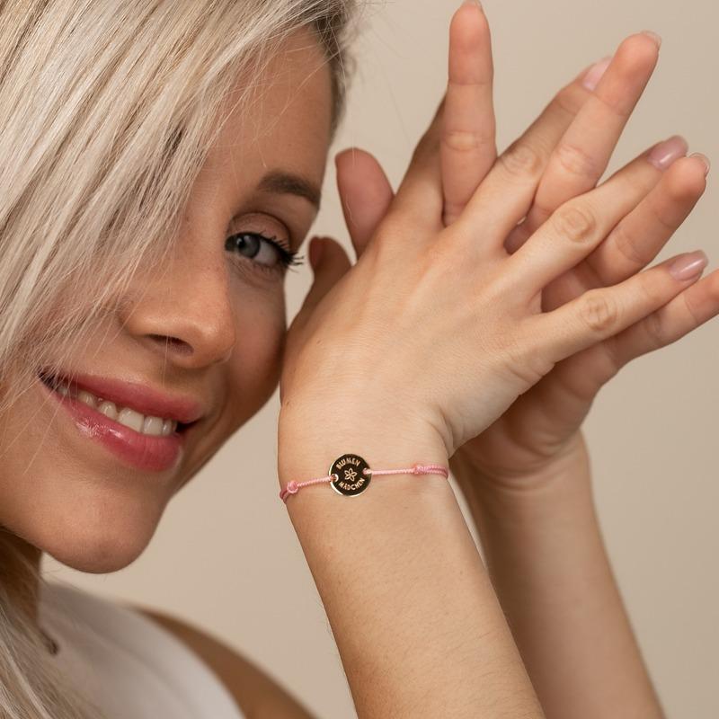 Blumenmädchen armband armkettchen für mädchen zur hochzeit