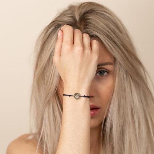 Armband mit Initialen
