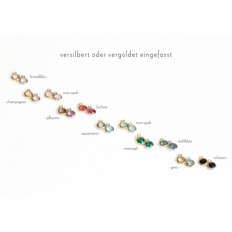 glaskristall perlen ketteneck schmuck gravurschmuck namensarmbänder namensketten