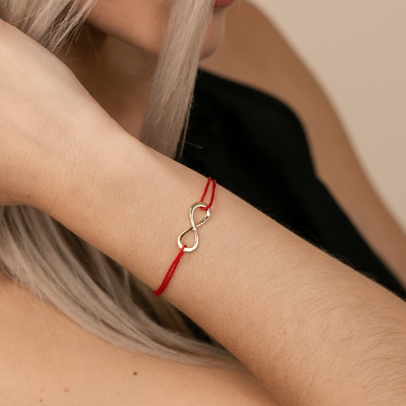 Infinity Symbol Armband