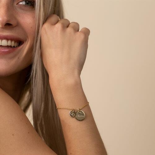 Geschenkidee Armband mit Schrift