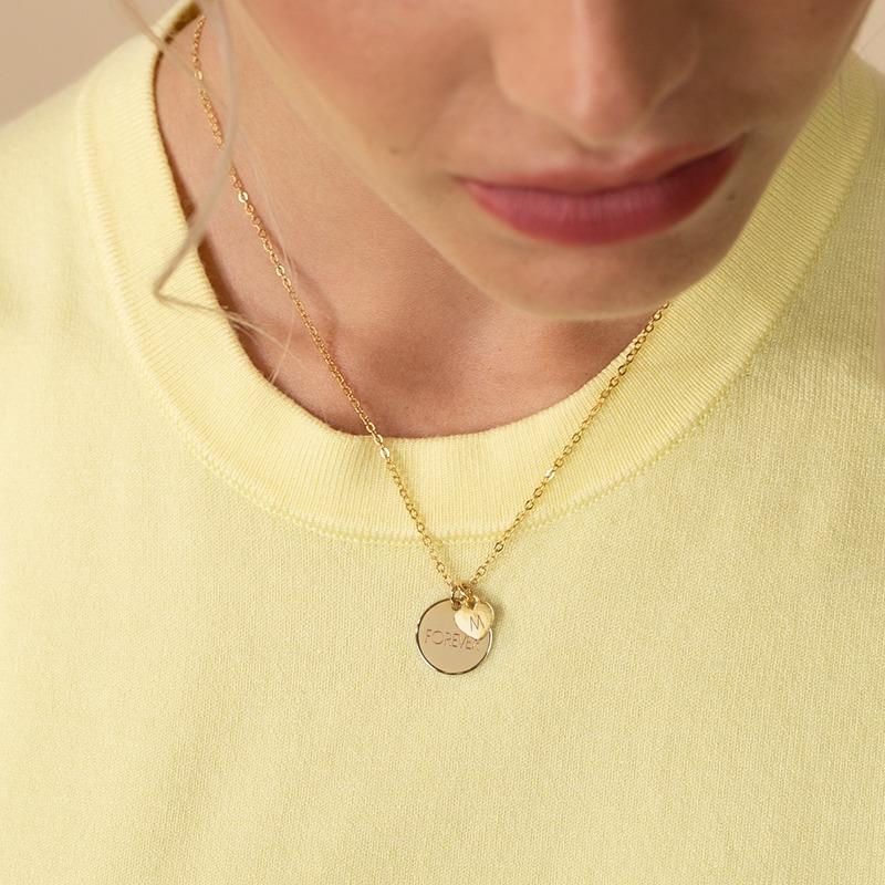 Schmuck mit Herzanhänger Halskette