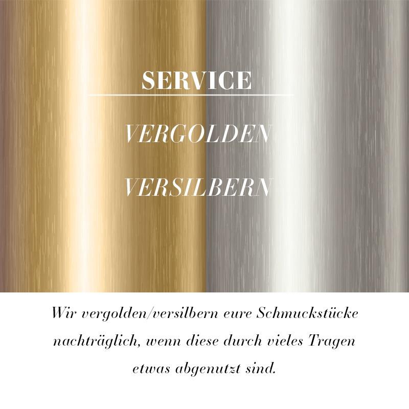 ketteneck bietet nachträgliches Vergolden und Versilbern an