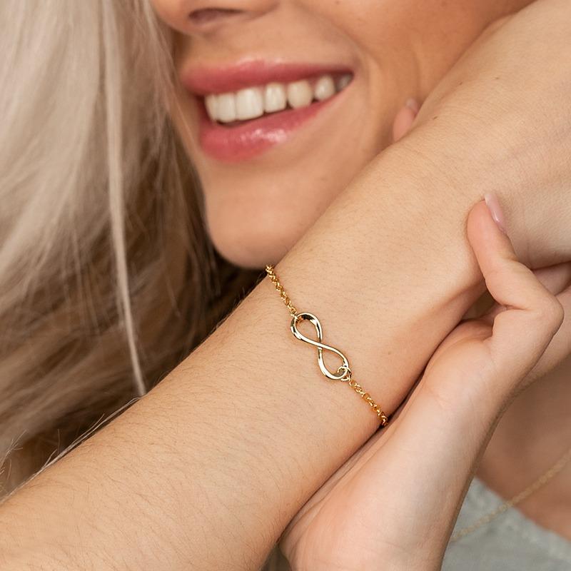 Undendlichkeit Symbol Armband